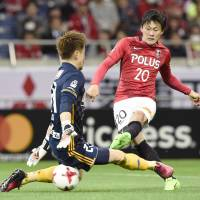 J. League heavyweights make flying start to season