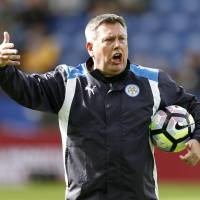 Leicester City's Craig Shakespeare became the first British manager to win five league games when his club defeated Sunderland on Tuesday. | REUTERS