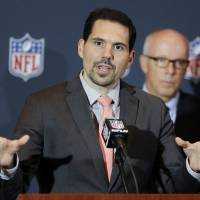 NFL officiating chief Blandino steps down