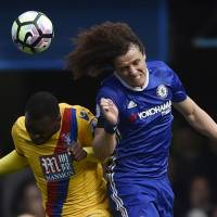 Chelsea suffers shock defeat to Palace