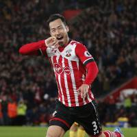 Yoshida delivers first goal; Chelsea downs Man City