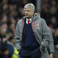 Arsenal in free fall after loss to Crystal Palace