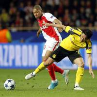Monaco, Juventus advance to semifinals