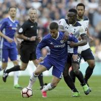 Chelsea beats Tottenham to reach F.A. Cup final