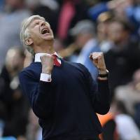 Arsenal beats Manchester City to advance to F.A. Cup final