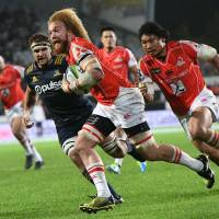 Sunwolves no match for Highlanders