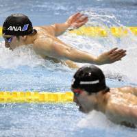 Seto tops rival Hagino by a whisker in 400 IM at nationals