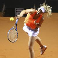 Sharapova makes victorious return after doping ban