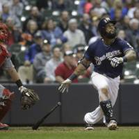 Thames bashes way into Brewers' record book