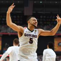 Gonzaga beats South Carolina to reach first NCAA title game