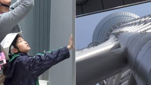 [VIDEO] Guided Tour of Tokyo Skytree