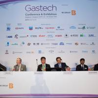 Industry professionals discuss the latest issues on natural gas at Gastech Singapore 2015. | DMG EVENTS