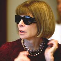 Clothes call: Anna Wintour explores the idea of fashion as art in the documentary 'The First Monday in May.' | ©2016 MB PRODUCTIONS, LLC