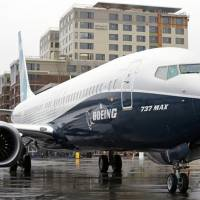 Boeing halts test flights of new 737 Max over engine issue