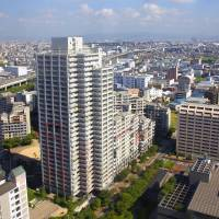 Demand for condos slowing in Tokyo but heating up in Osaka