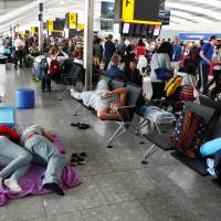 Heathrow chaos continues as British Airways scrambles to recover from IT crash