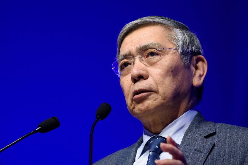 Kuroda 'quite sure' BOJ can smoothly withdraw stimulus