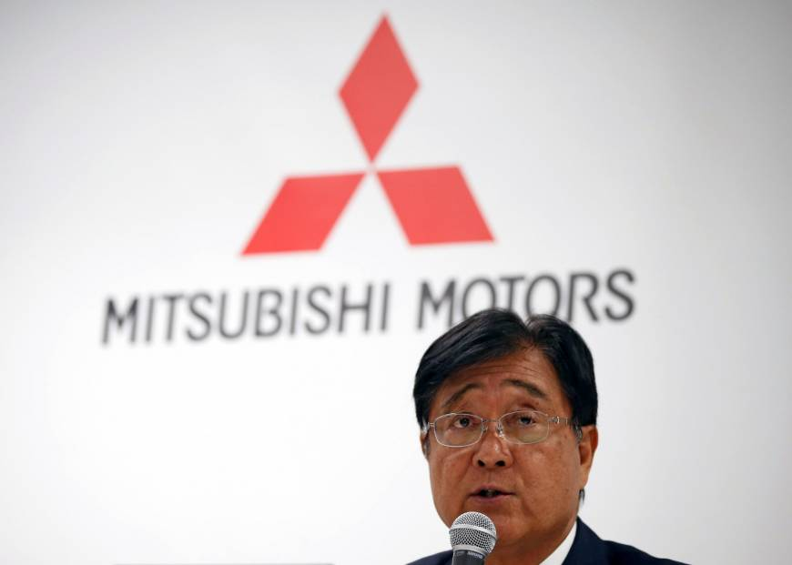 Mitsubishi Motors posts ¥198.52 billion net loss for fiscal 2016, but forecasts recovery under Nissan