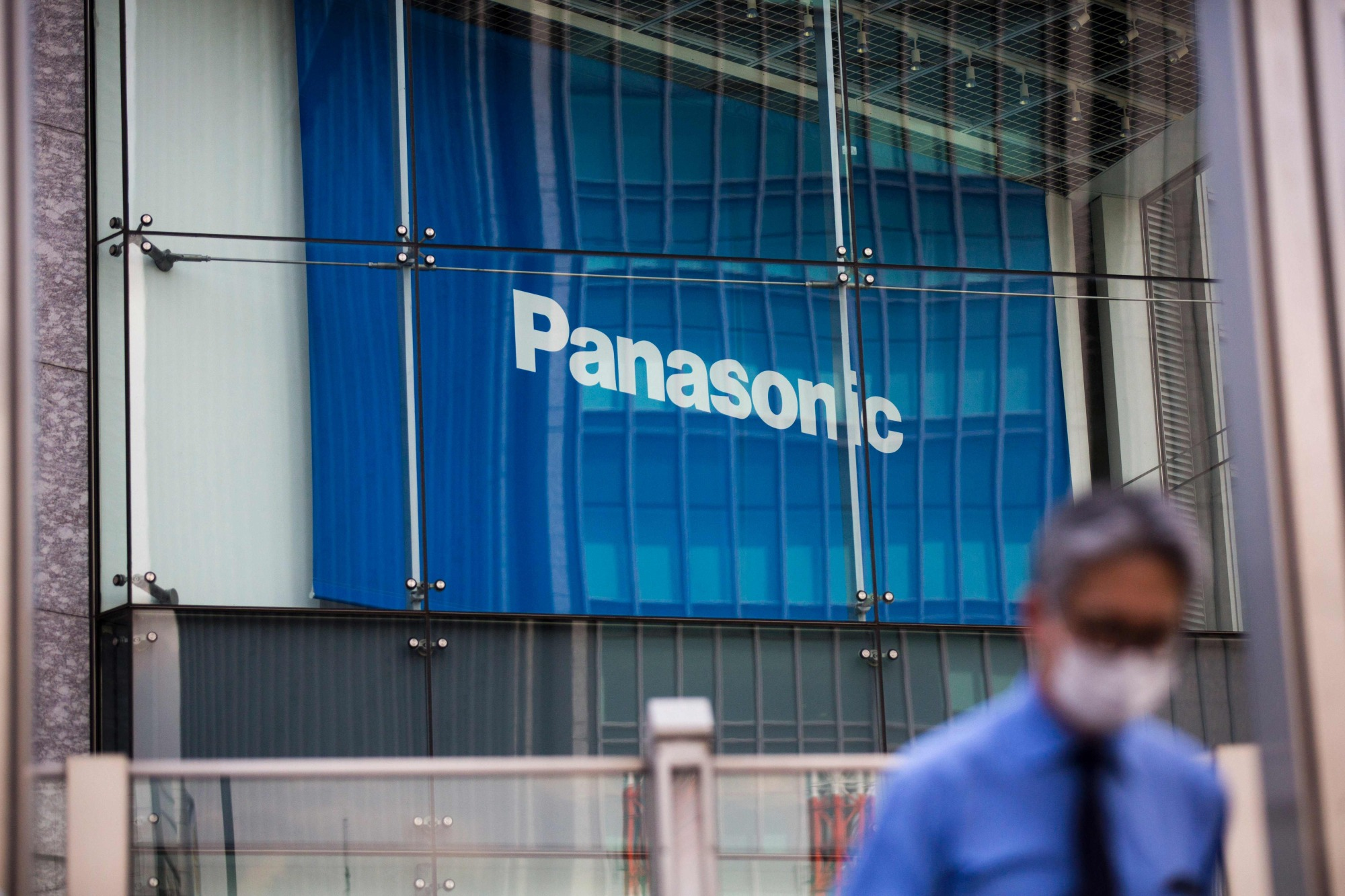 Panasonic, which announced drop in profit in fiscal 2016, is looking to automotive parts like electric car batteries to be a driver of growth. | AFP-JIJI
