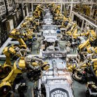 Increased automation and more use of robotic technology in Japan and Germany could help cushion the impact of their aging populations.   BLOOMBERG