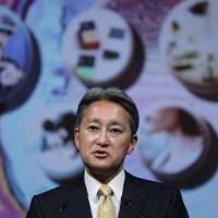 Sony about to get its groove back, CEO Kazuo Hirai says