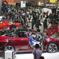 U.S. automakers to skip Tokyo Motor Show again as China steals spotlight