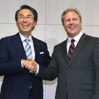 Japan and New Zealand agree to aim for progress on TPP by November