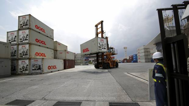 Exports propel Japan to third straight monthly trade surplus