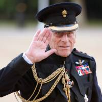 Britain's Prince Philip will stop carrying out engagements