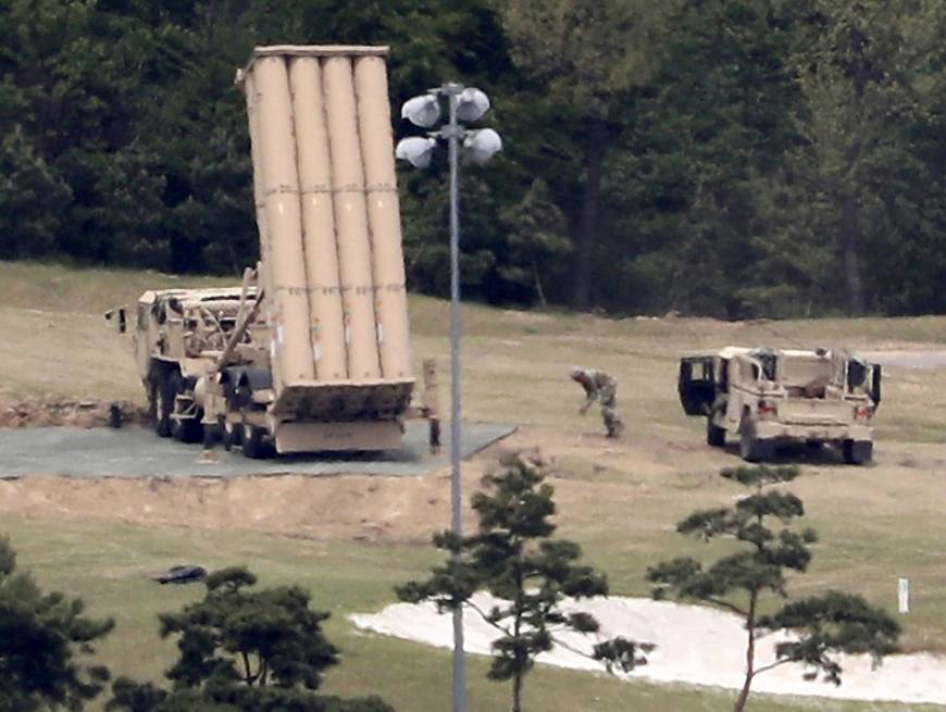 China rappers to Seoul: 'Big brother' opposes THAAD missile shield