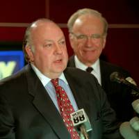 Fox News co-founder Roger Ailes, adviser to presidents, dies at age 77