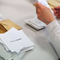 In record rate, third of French voters spoiled ballots or abstained