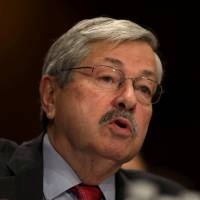 Terry Branstad, friend of Beijing, confirmed as US envoy to China