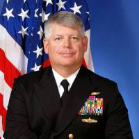 First active-duty U.S. Navy admiral ever convicted gets 18 months in bribery scandal