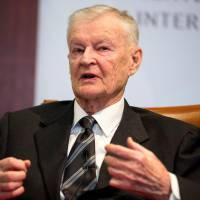 Carter national security adviser Zbigniew Brzezinski, who helped bring Mideast peace deal and normalize relations with China, dies at 89