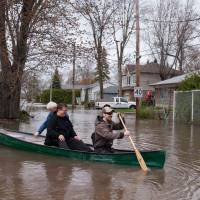 Canada deploys more troops as flood threat increases, over 1,000 evacuate