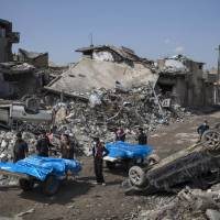 March probe tallied 45 civilians killed by coalition airstrikes targeting Islamic State: Pentagon