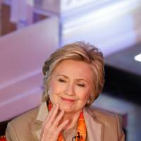 Interference by FBI chief, Russia 'scared off' voters, Clinton says