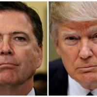 Trump fires FBI chief Comey; Democrats allege interference in probe on Russian meddling