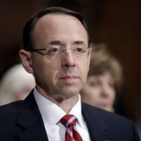 The firing line: Ouster of FBI's Comey tests new Justice appointee
