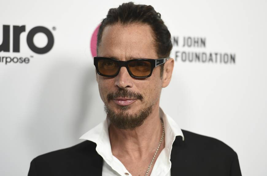 Troubled grunge icon Chris Cornell hangs himself in Detroit hotel after concert