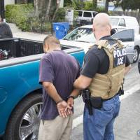 Nearly 200 with criminal records arrested in California in new immigration sweep