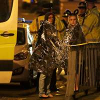 At least 22 killed — including children — in suicide attack at concert in Manchester