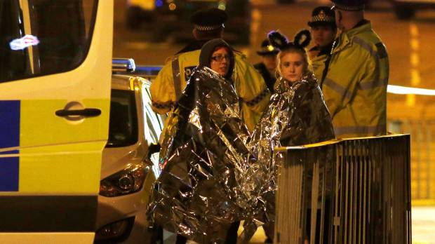 IS claims responsibility as police arrest man in connection with deadly Manchester bombing