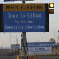 Radioactive tunnel collapse renews safety worries
