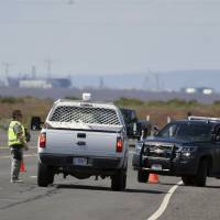 Workers seal Hanford nuke waste tunnel sinkhole but officials not sure when cave-in occurred