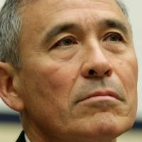China cries 'fake news' in reaction to report about U.S. Navy chief Harris
