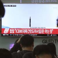 Eyeing North Korea, U.S. plans first test of ICBM intercept