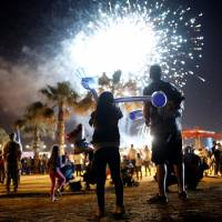 Israel fetes 69th birthday after solemn Memorial Day
