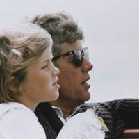 In new video marking dad's 100th birthday, Caroline Kennedy says she's missed JFK every day of her life